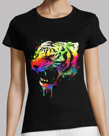 tigre tecnicolor