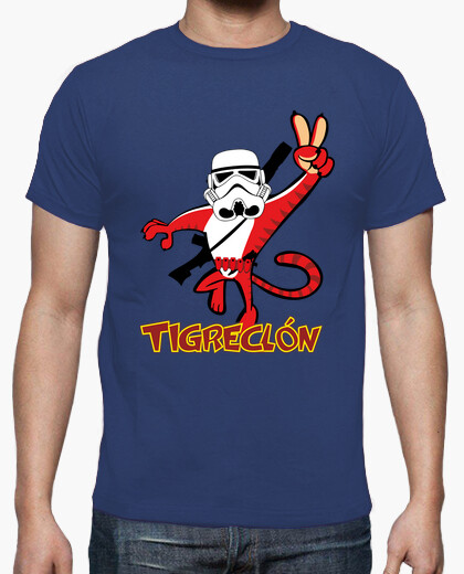 Tigreclon t-shirt