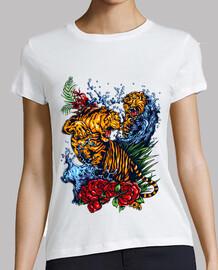 tigri fight