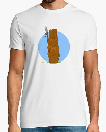Camiseta tiki con tud