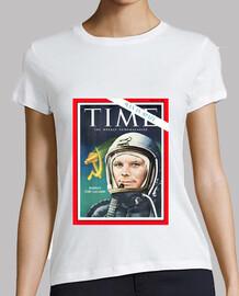 Time - Yuri Gagarin (girl)