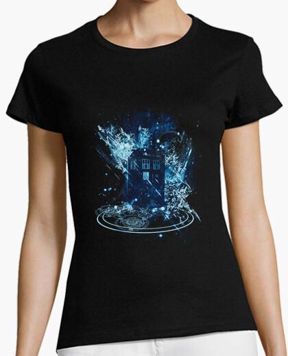 Camiseta time and space vortex