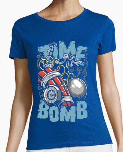 Camiseta Time Bomb