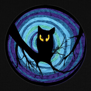 time for child stories: the EVIL OWL T-shirts