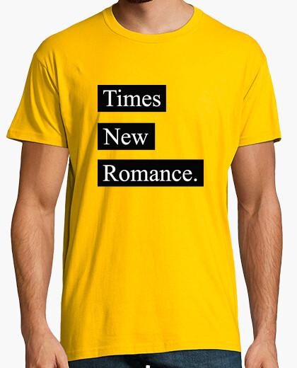 Tee-shirt Times New Romance