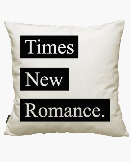 Funda cojín Times new romance