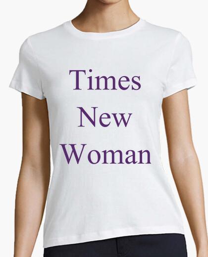 Camiseta Times New Woman