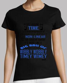 timey wimey -. dr who