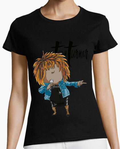 T-shirt tina turner