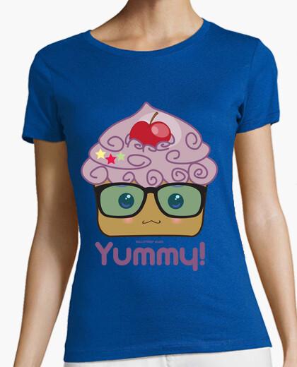 Camiseta Tinto de Verano Cupcake