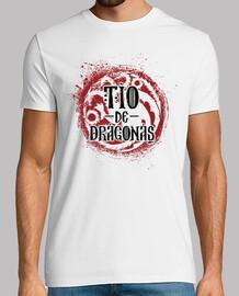 Tio de Dragonas V2 BLANCO