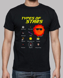 tipi of stars