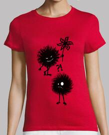 tipo malos amigos bug camiseta