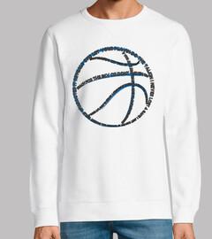 tipografía de baloncesto