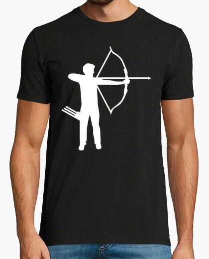 Tee-shirt tir à l39arc