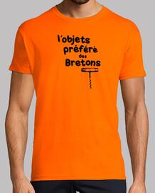 tire bouchon objet préféré breton
