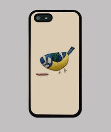 tit azul del iphone 5