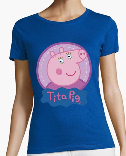 Camiseta Tita Pig