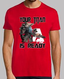 Titan is Ready
