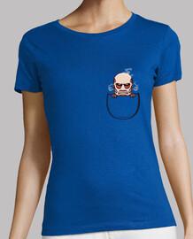 Titan poche - shirt femme