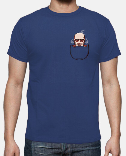 titan pocket - man t-shirt
