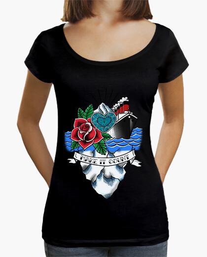 Camiseta Titanic color (filmink)