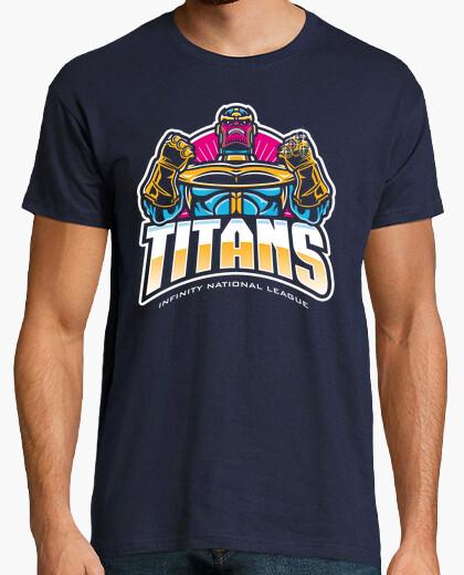 Camiseta Titans INL v2