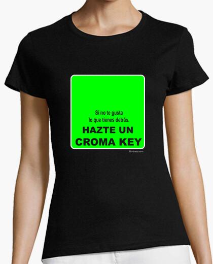 T-shirt tmfpp004_haztecroma