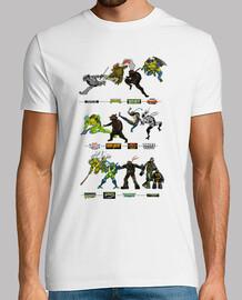 TMNT Evolution