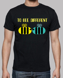 TO BEE DIFFERENT man m/c