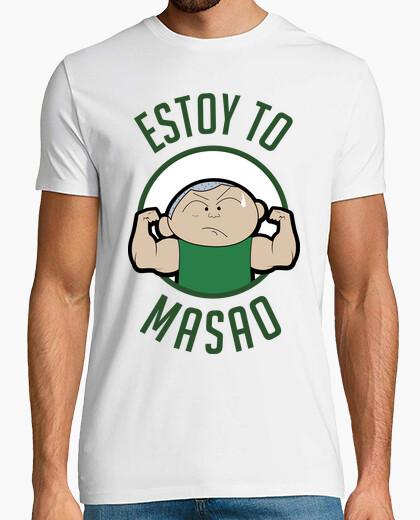 Camiseta To Masao