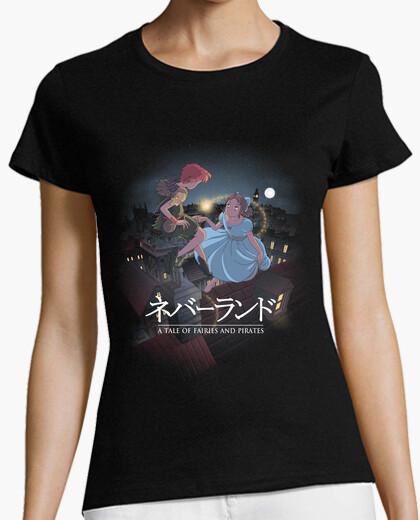 Camiseta To Neverland
