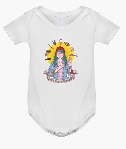 To our defender of lauto-defense kids clothes