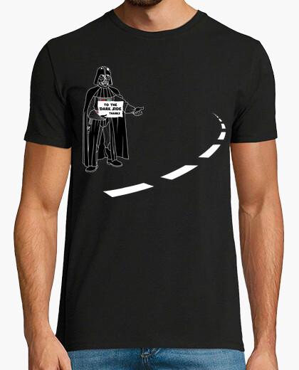 Camiseta To the dark side