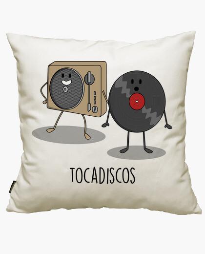 Funda cojín Tocadiscos