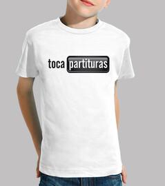 tocapartituras.com blanco y negro
