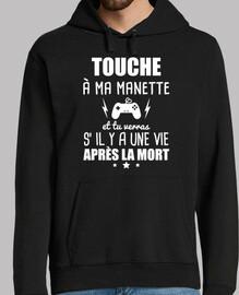 tocca il mio joystick
