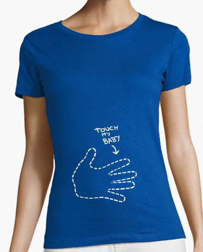 T-shirt tocca il mio neonato