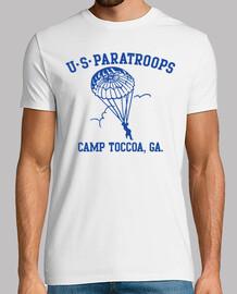 toccoa nous paratroops camp mod.7