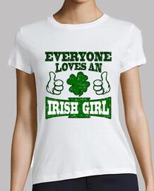 todo el mundo ama a una niña irlandesa