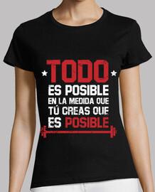 Todo Es Posible (Mujer)