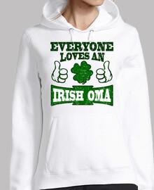 todos aman un oma irlandés