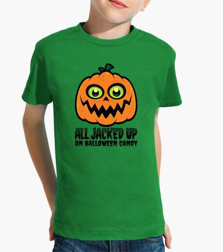 Ropa infantil todos levantados en Halloween Candy Jac