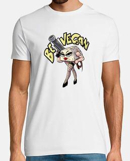 Tofu Vegano, Hombre