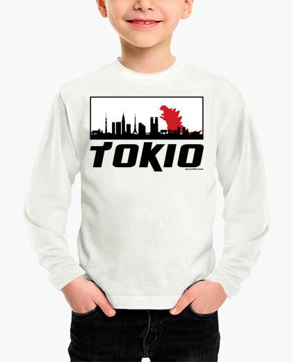 Ropa infantil Tokiozilla