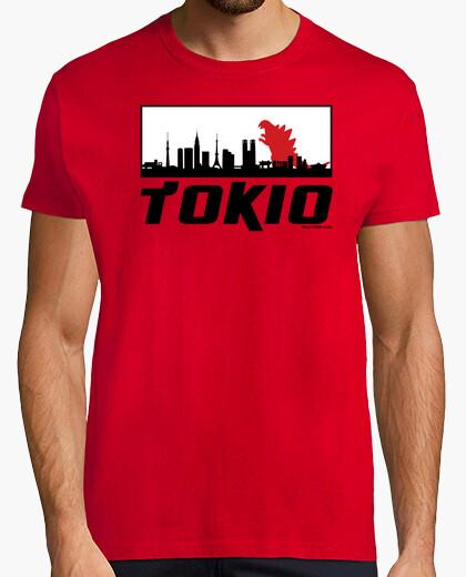Tokiozilla t-shirt