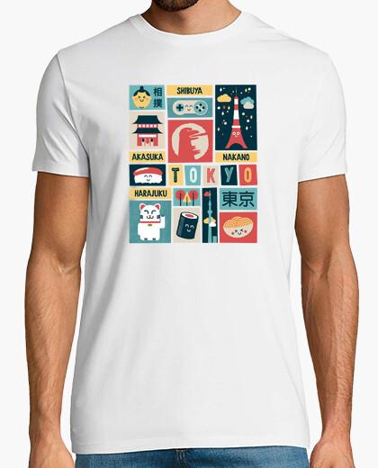 Tee-shirt Tokyo