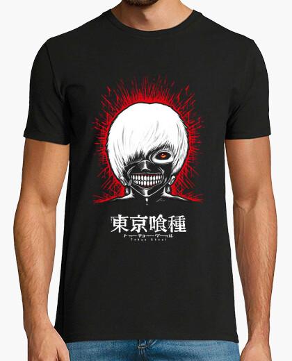 Camiseta Tokyo Ghoul - Blood Kaneki