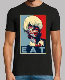 tokyo ghoul - eat