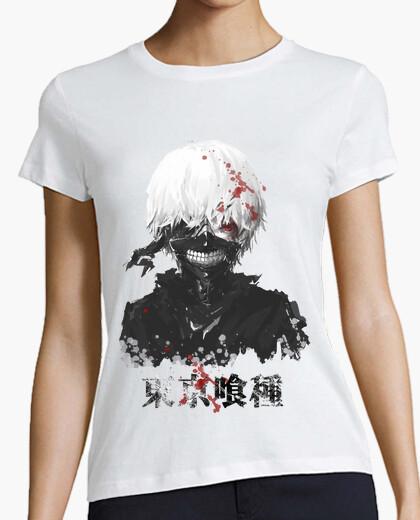 Camiseta Tokyo Ghoul  Kaneki